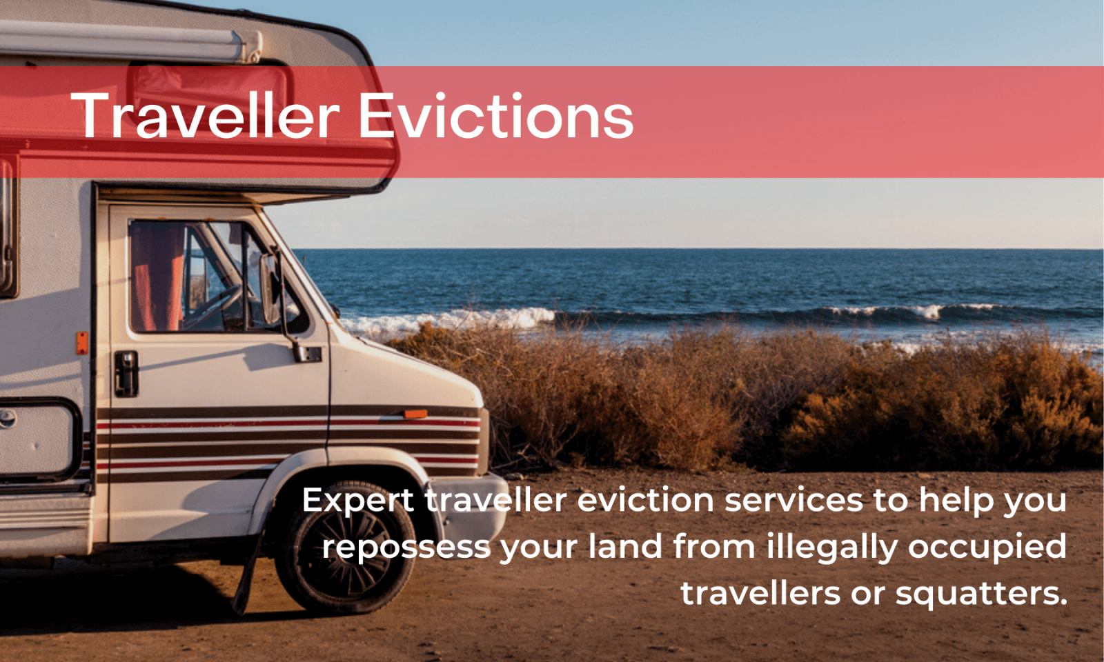 traveller evictions