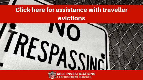 Traveller Evictions - Get in Touch
