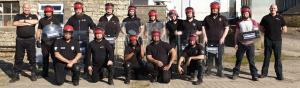 Enforcement team